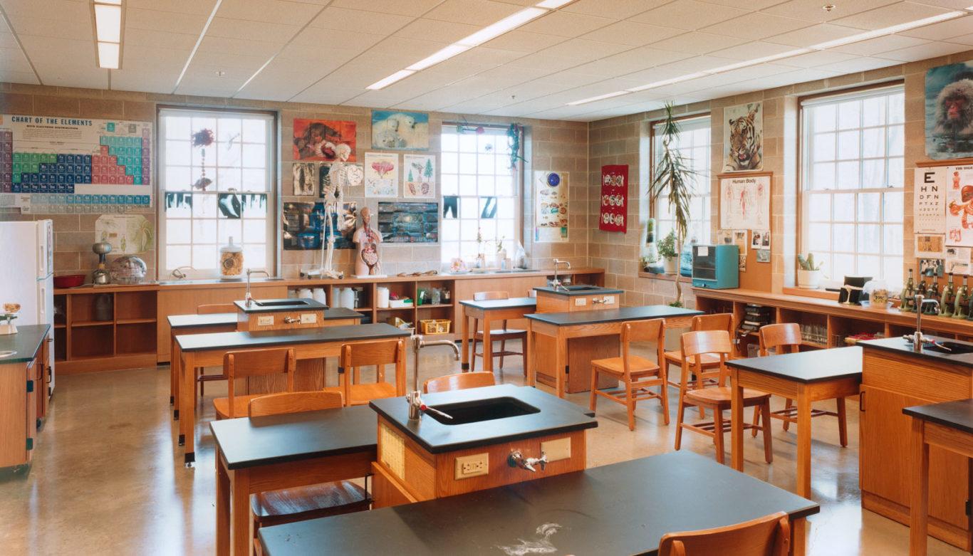 Slide 3 of 3, Brunswick School – Edwards Middle School