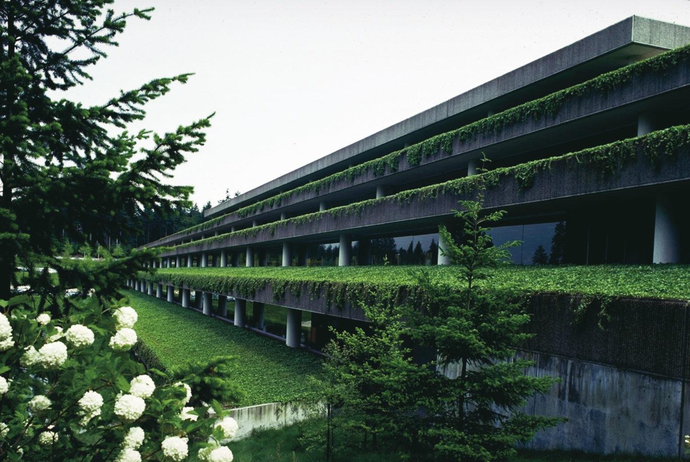 Slide 1 of 1, Weyerhauser headquarters