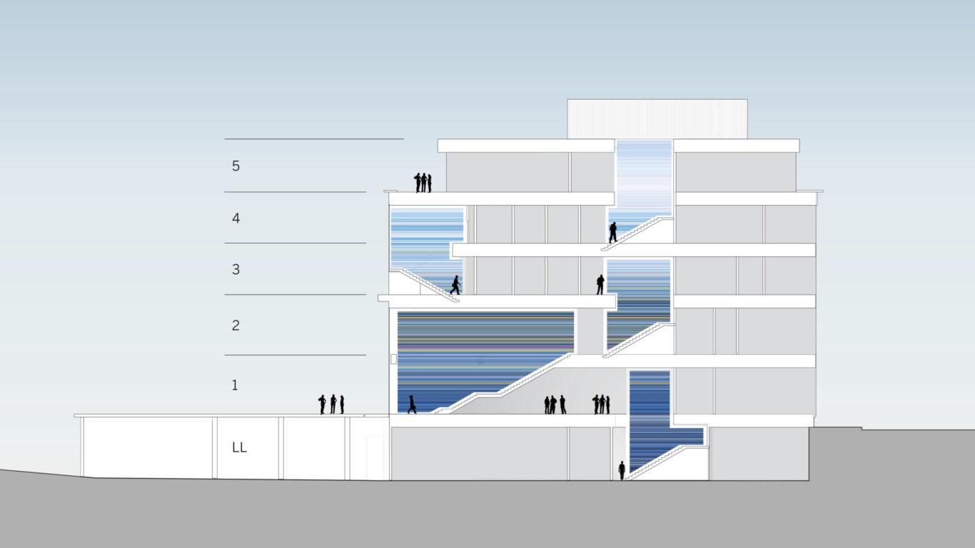 Slide 1 of 6, UC Hastings