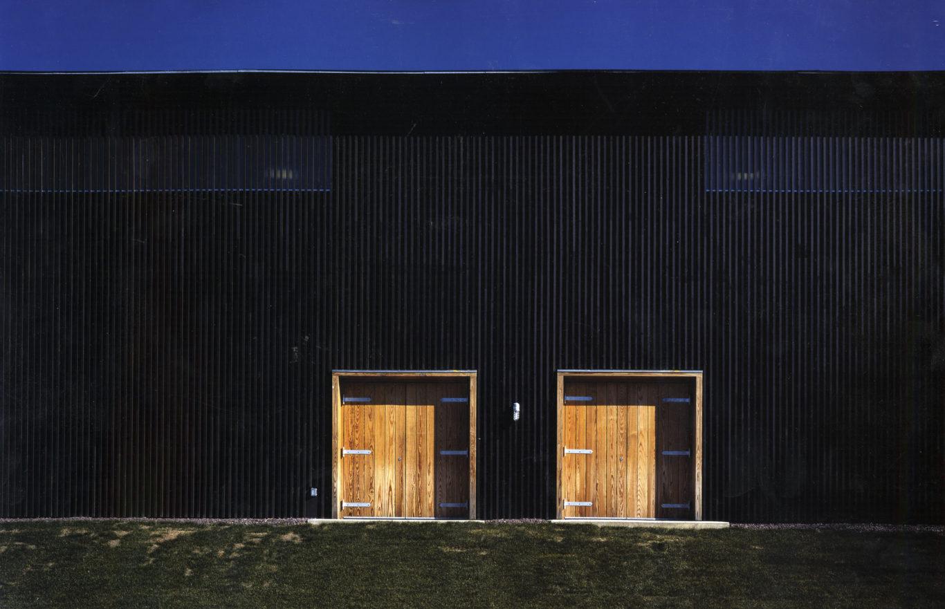 Slide 3 of 7, Brunswick School – Field House