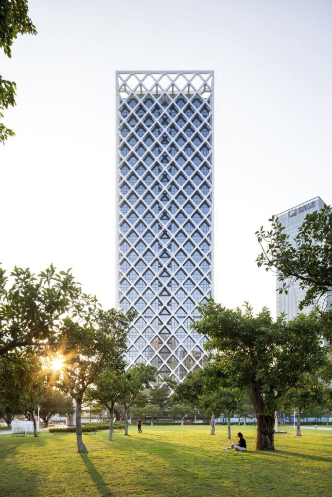 Slide 2 of 10, Shenzhen Rural Bank Headquarters