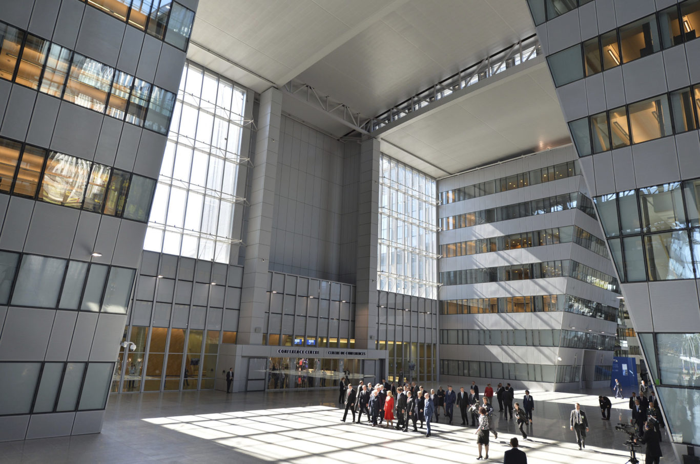 Slide 5 of 11, NATO Headquarters