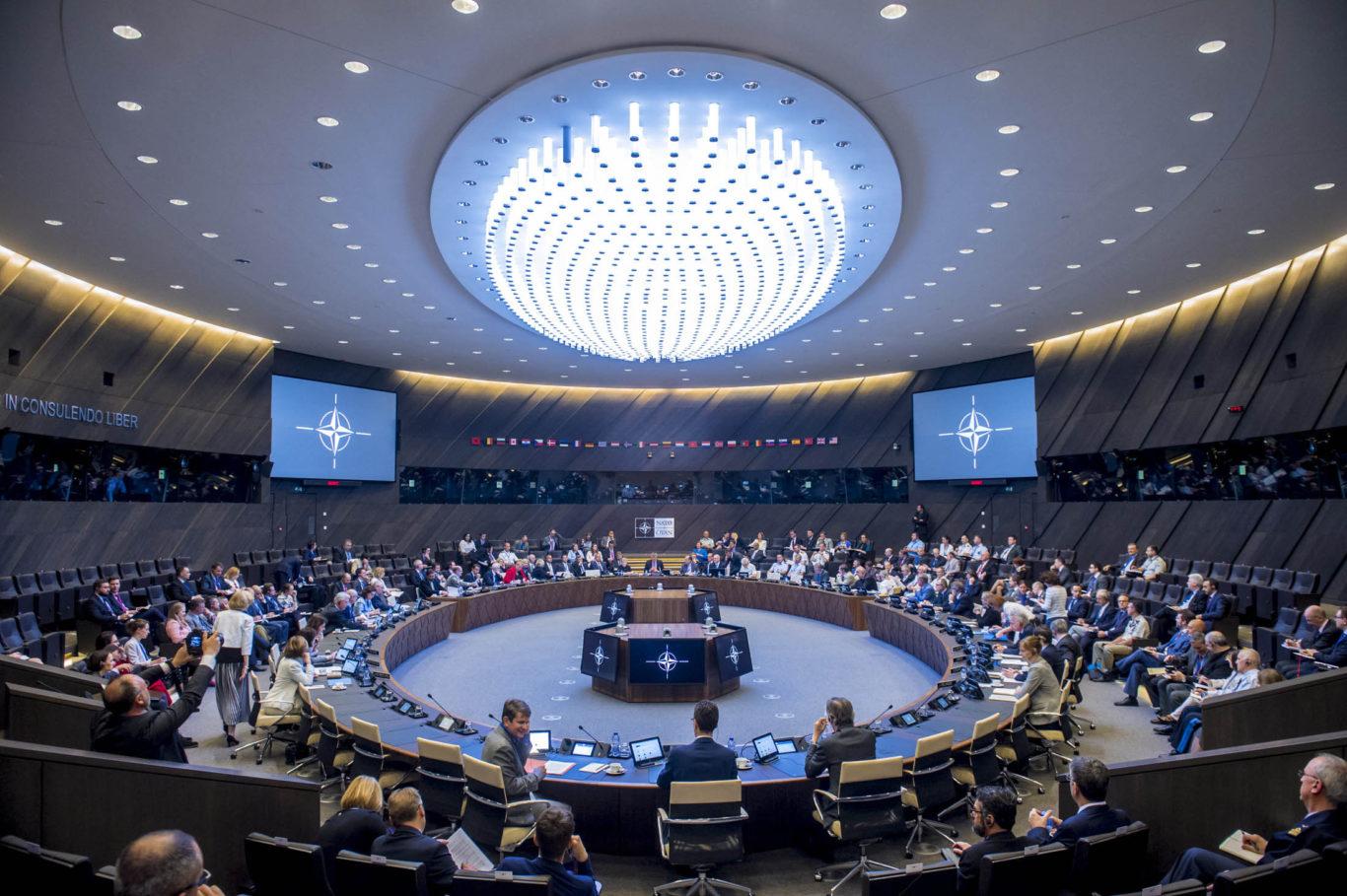 Slide 8 of 11, NATO Headquarters