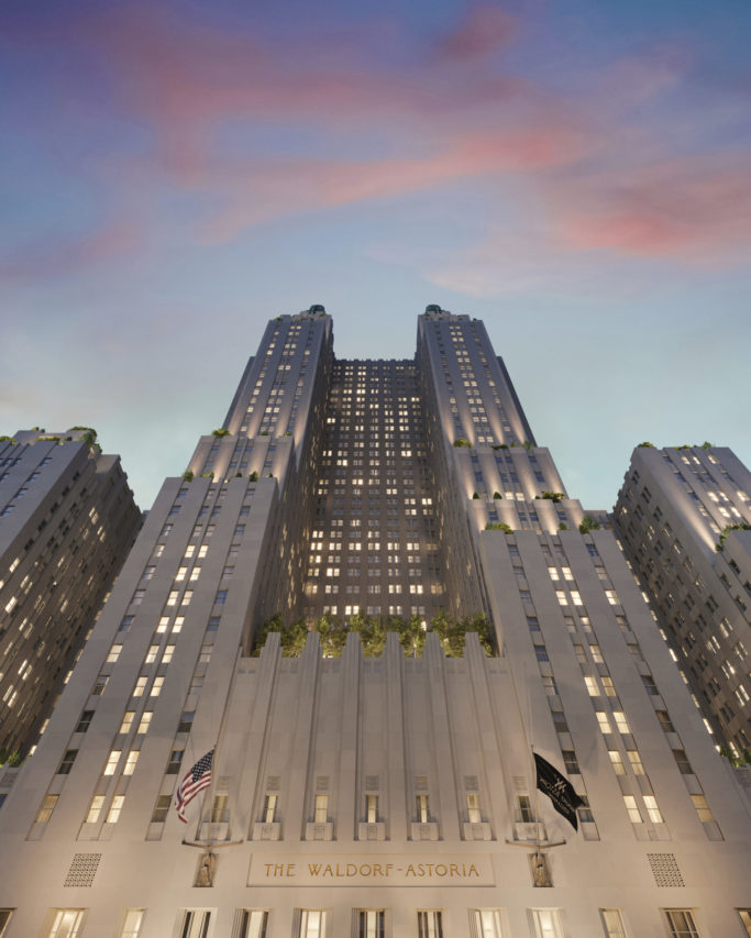 Slide 5 of 5, Waldorf Astoria