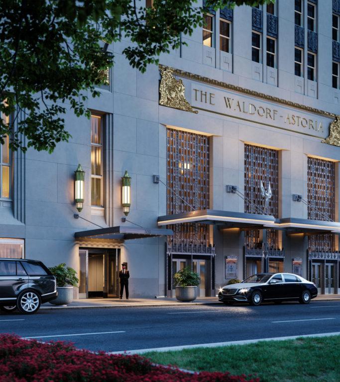 Slide 2 of 5, Waldorf Astoria