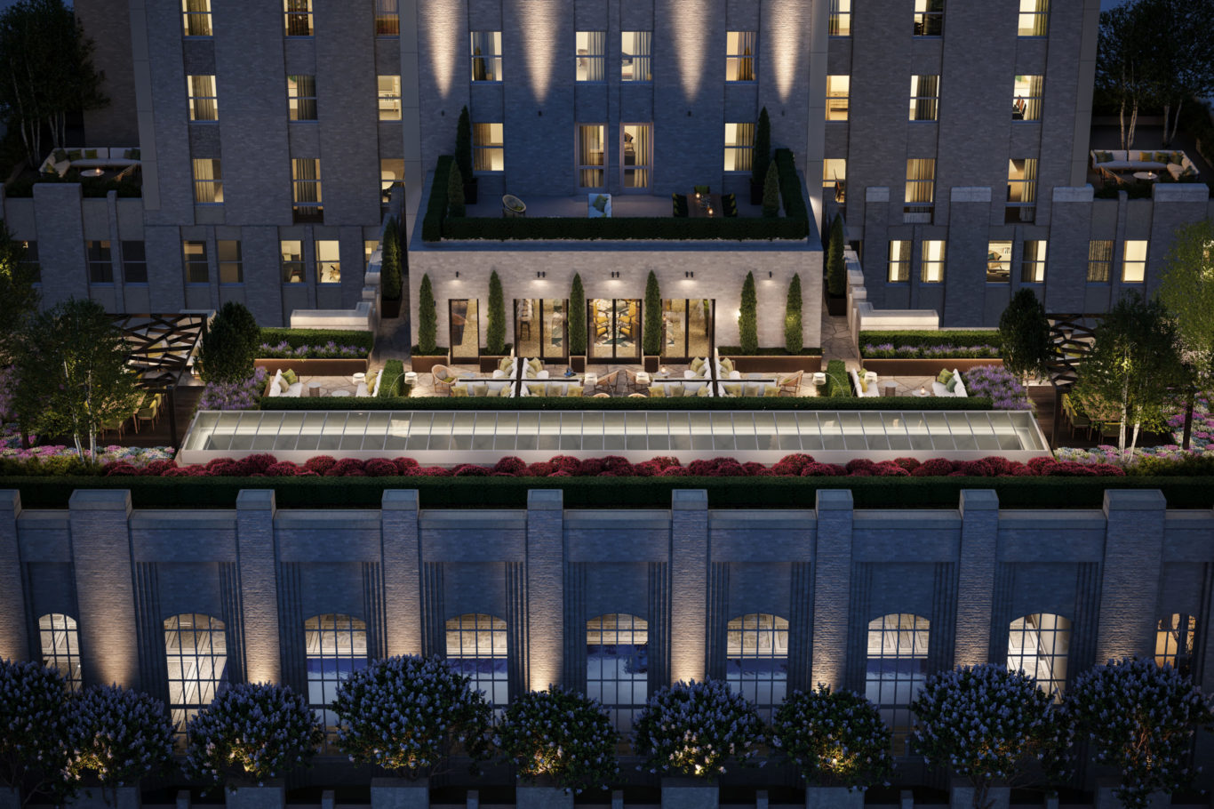 Slide 4 of 5, Waldorf Astoria