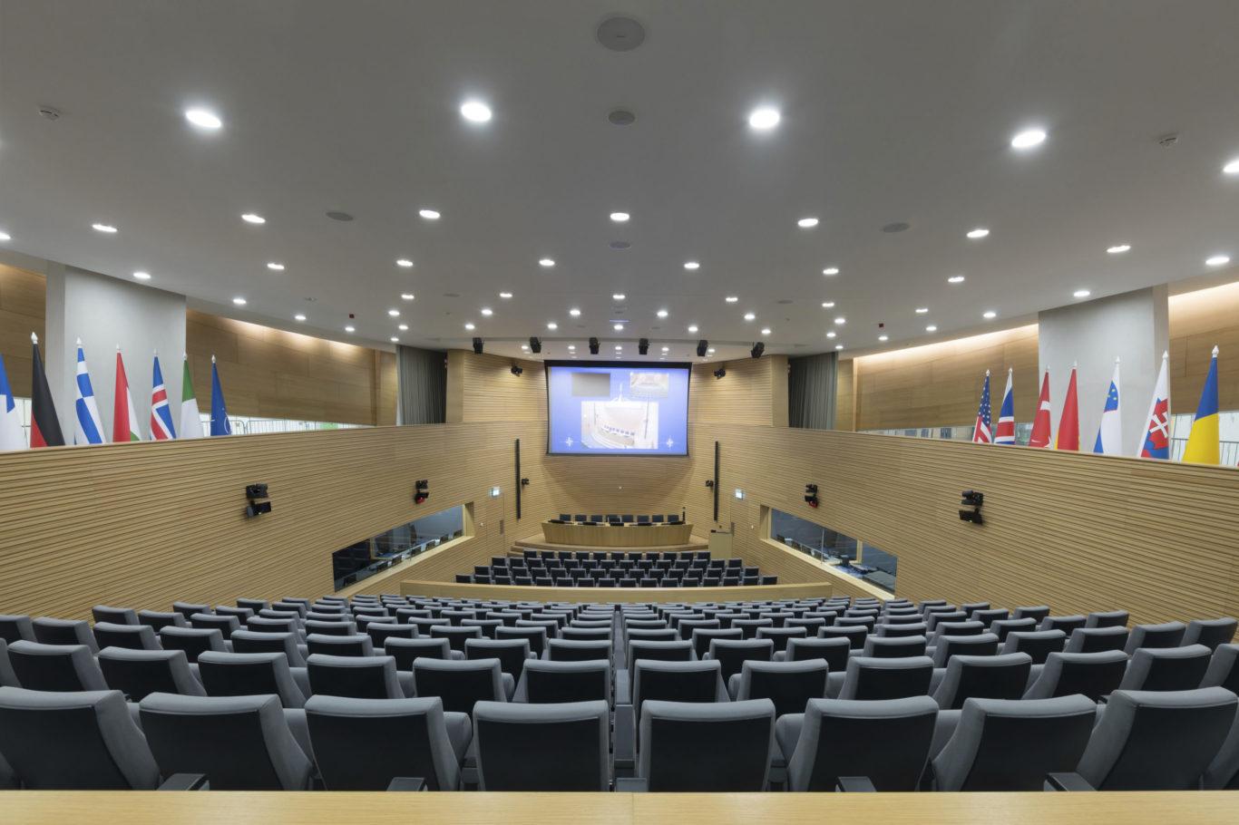 Slide 10 of 11, NATO Headquarters