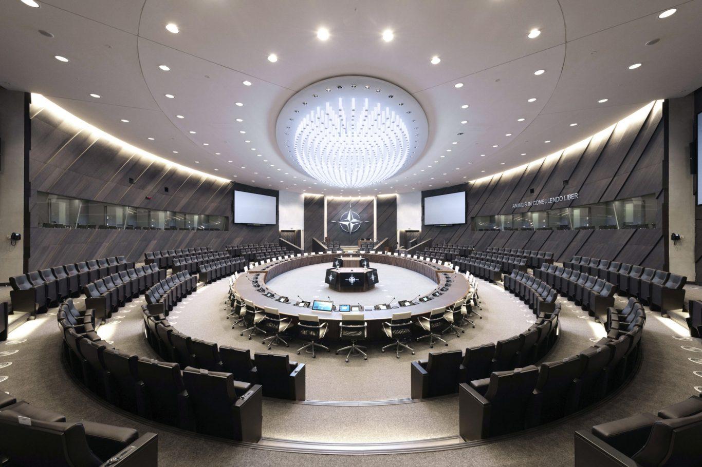 Slide 7 of 11, NATO Headquarters