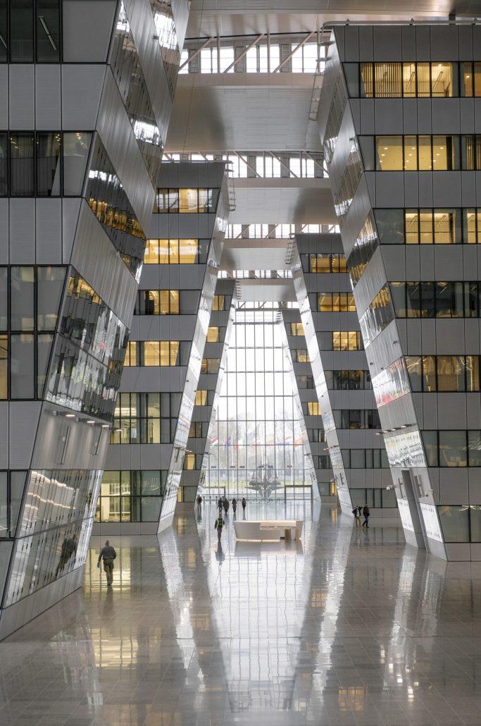 Slide 4 of 11, NATO Headquarters