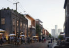 Detroit East Riverfront Framework Plan