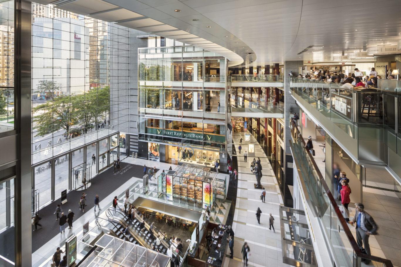 Slide 1 of 2, Time Warner Center