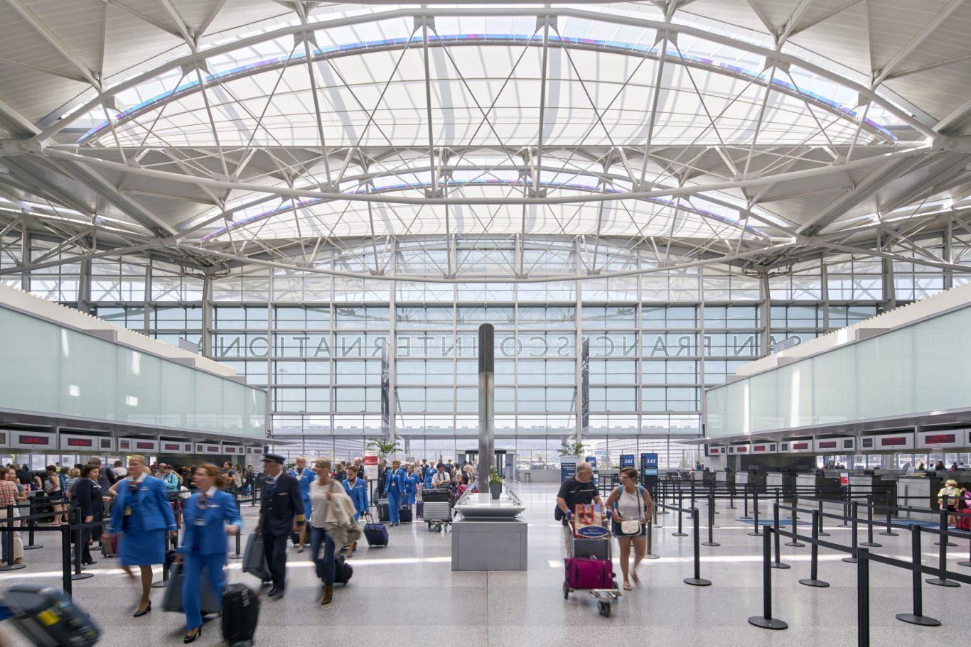 Slide 1 of 1, San Francisco International Airport – International Terminal