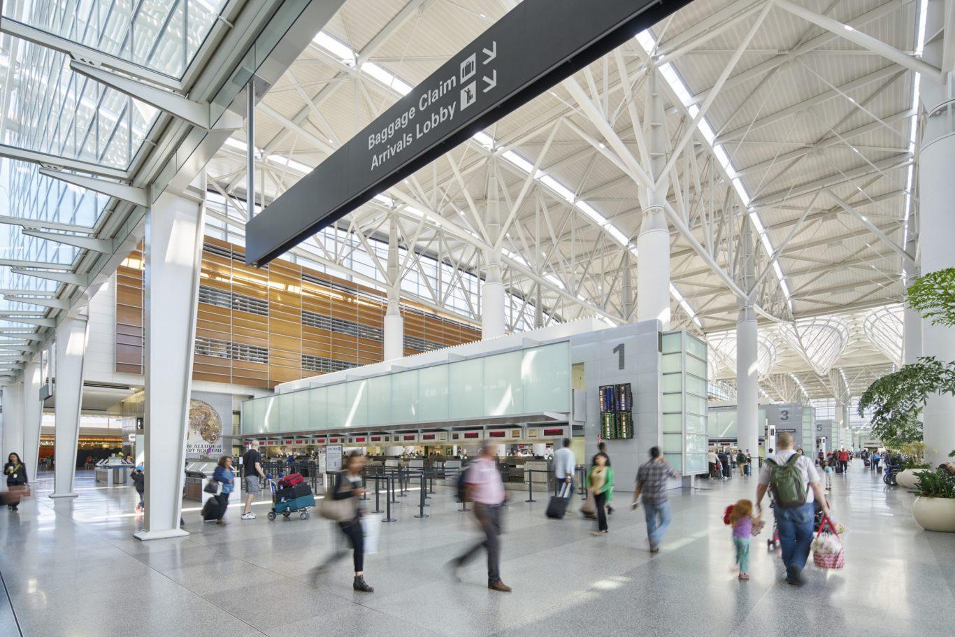 Slide 3 of 7, San Francisco International Airport – International Terminal