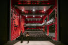 SOM's renovation of the Strand Theater resurrects the 100-year-old movie theater on San Francisco's Market Street to provide a highly visible and experimental performance space for the city's preeminent theater company, American Conservatory Theater (A.C.T.).