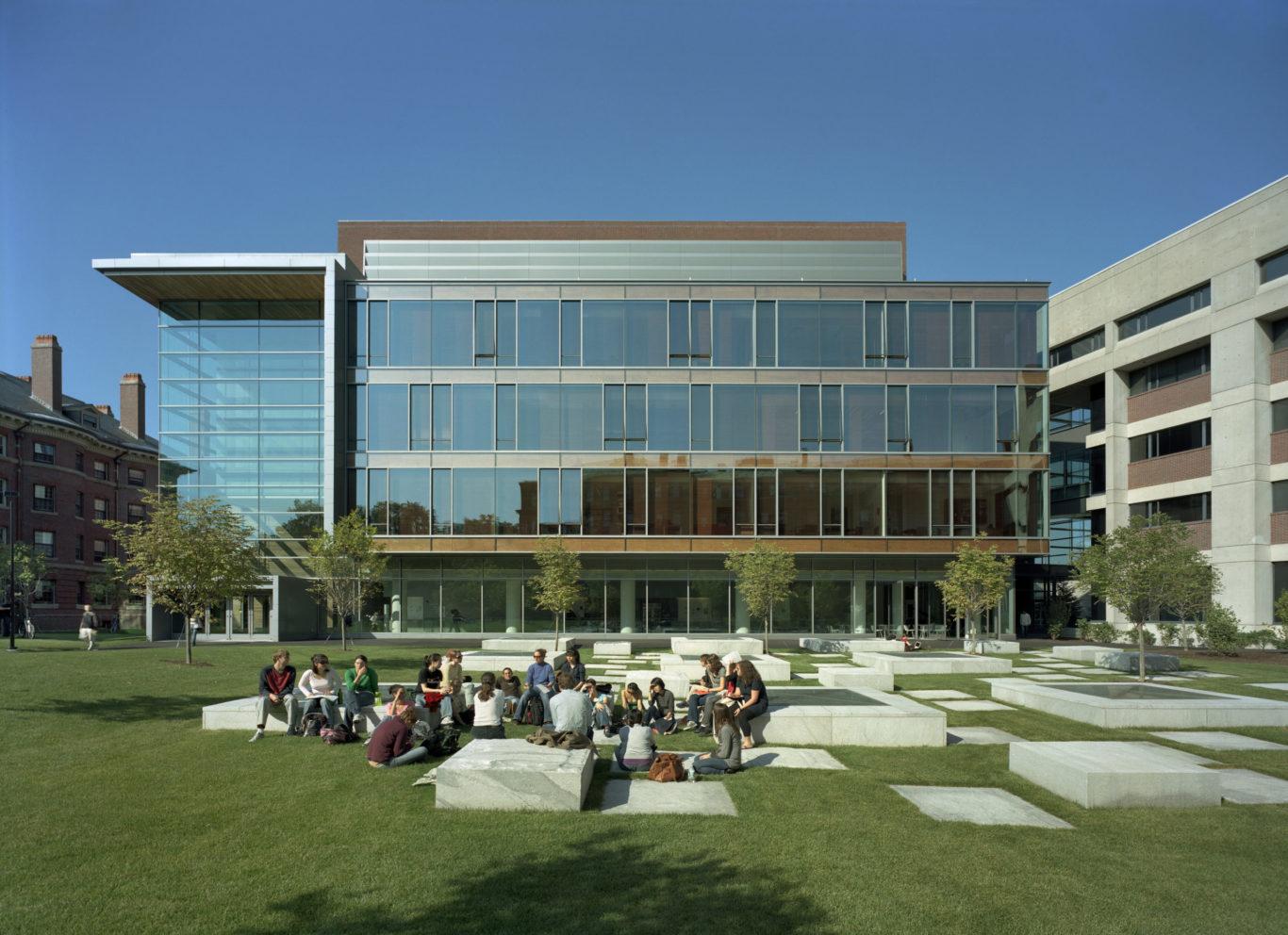 Slide 1 of 1, Harvard University Northwest Science Building