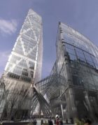 201 Bishopsgate and The Broadgate Tower
