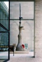 Joan Miro Sculpture at Brunswick Plaza