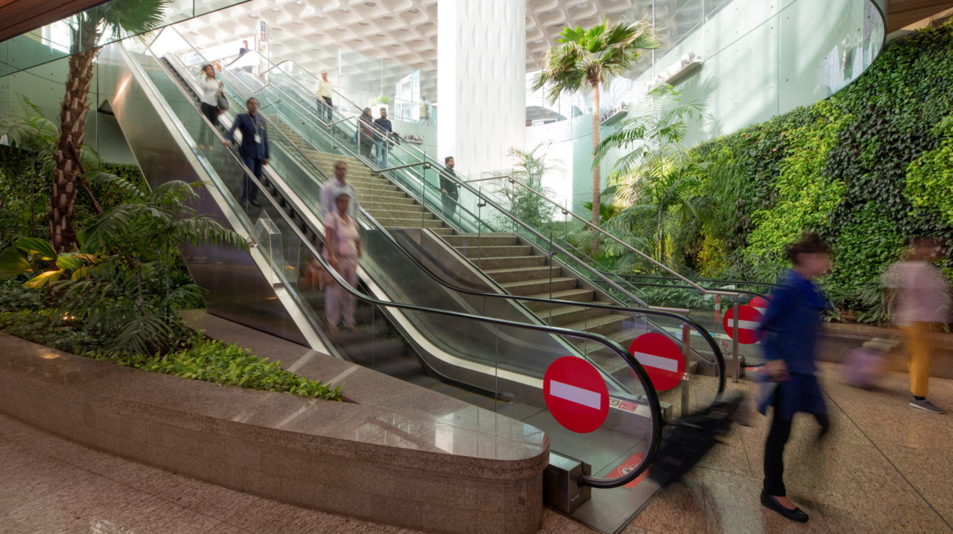 Slide 1 of 1, Chhatrapati Shivaji International Airport – Terminal 2
