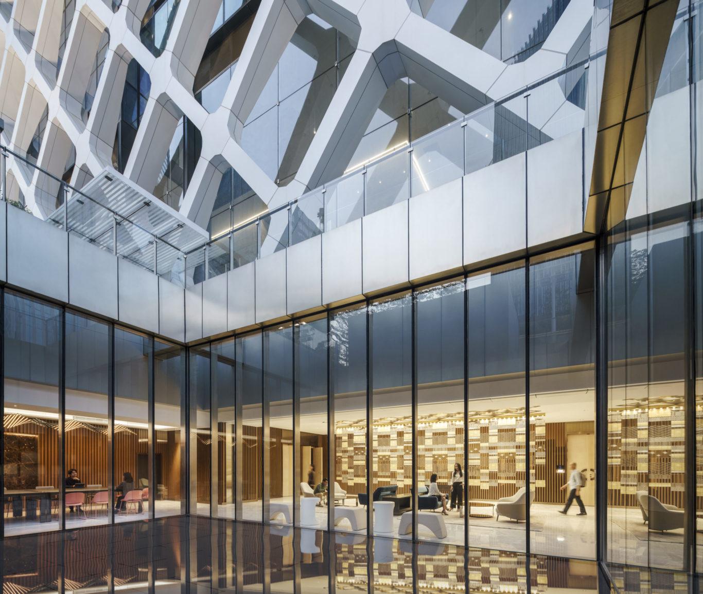 Slide 7 of 10, Shenzhen Rural Bank Headquarters