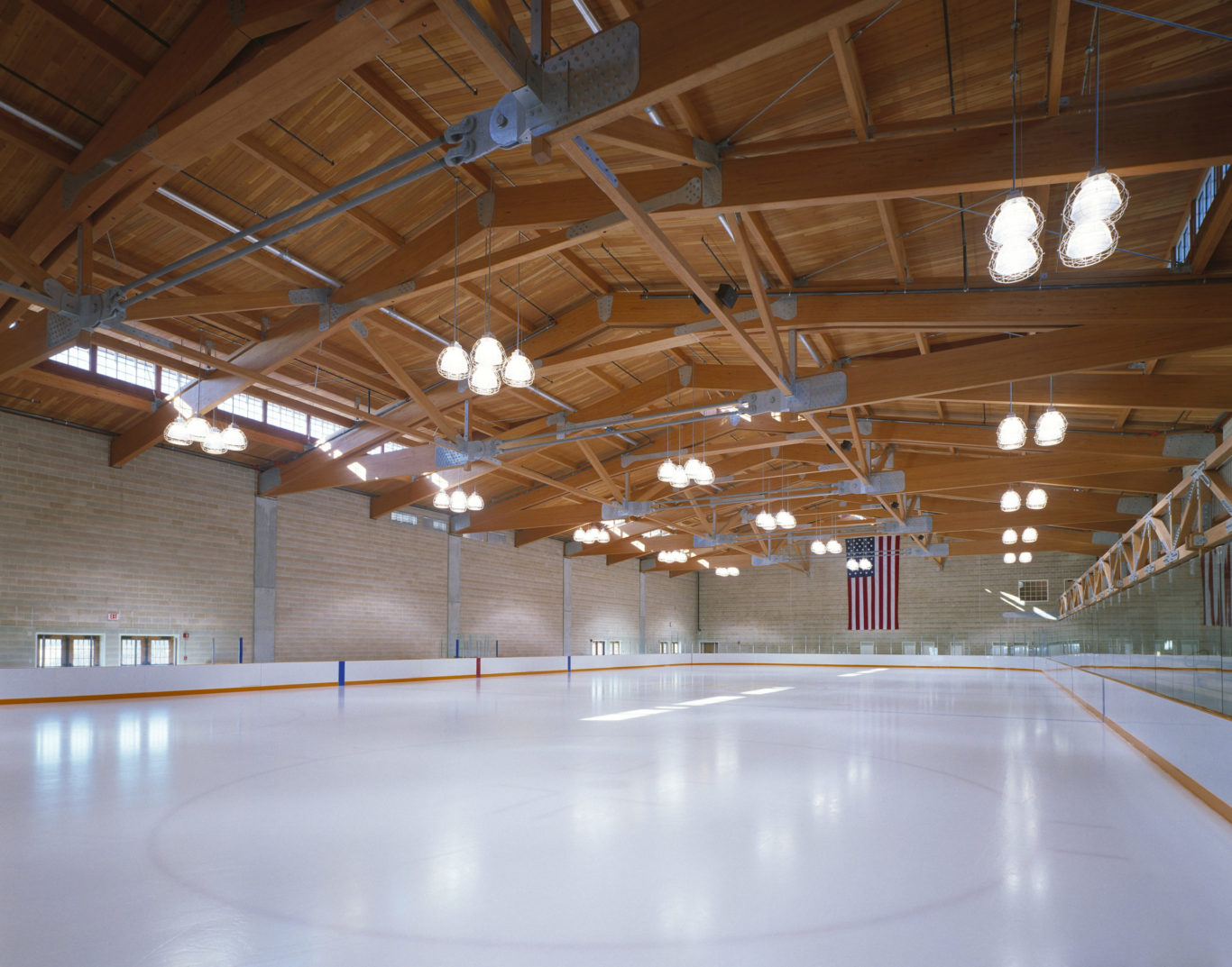 Slide 6 of 7, Brunswick School – Athletic Center