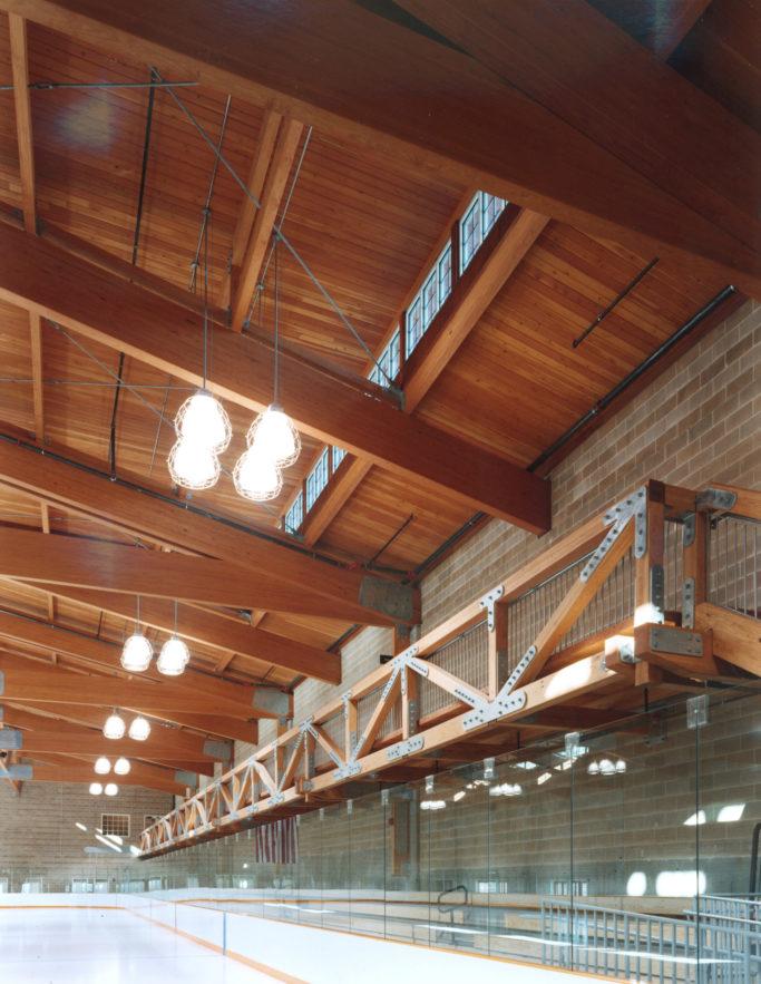 Slide 5 of 7, Brunswick School – Athletic Center