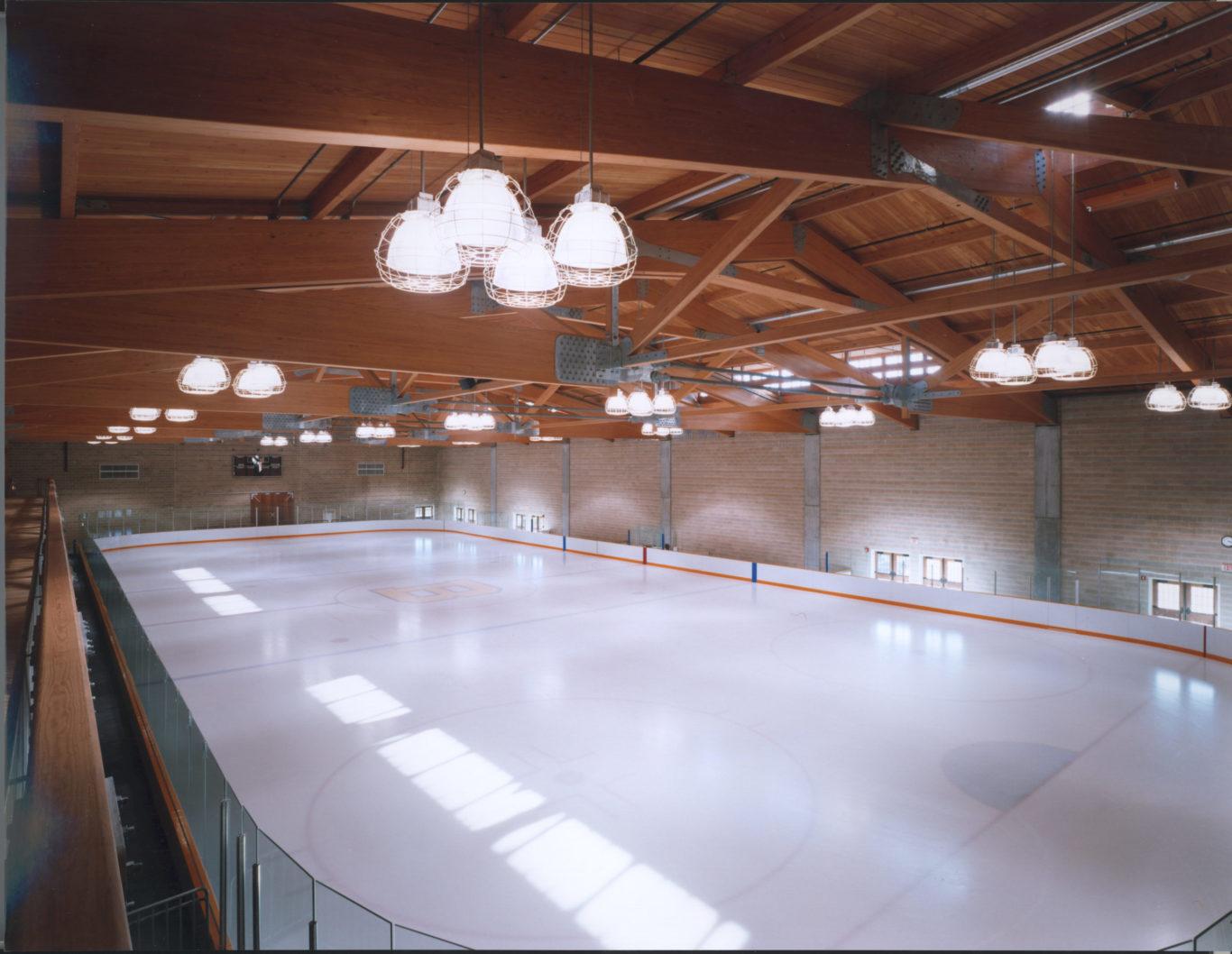 Slide 3 of 7, Brunswick School – Athletic Center