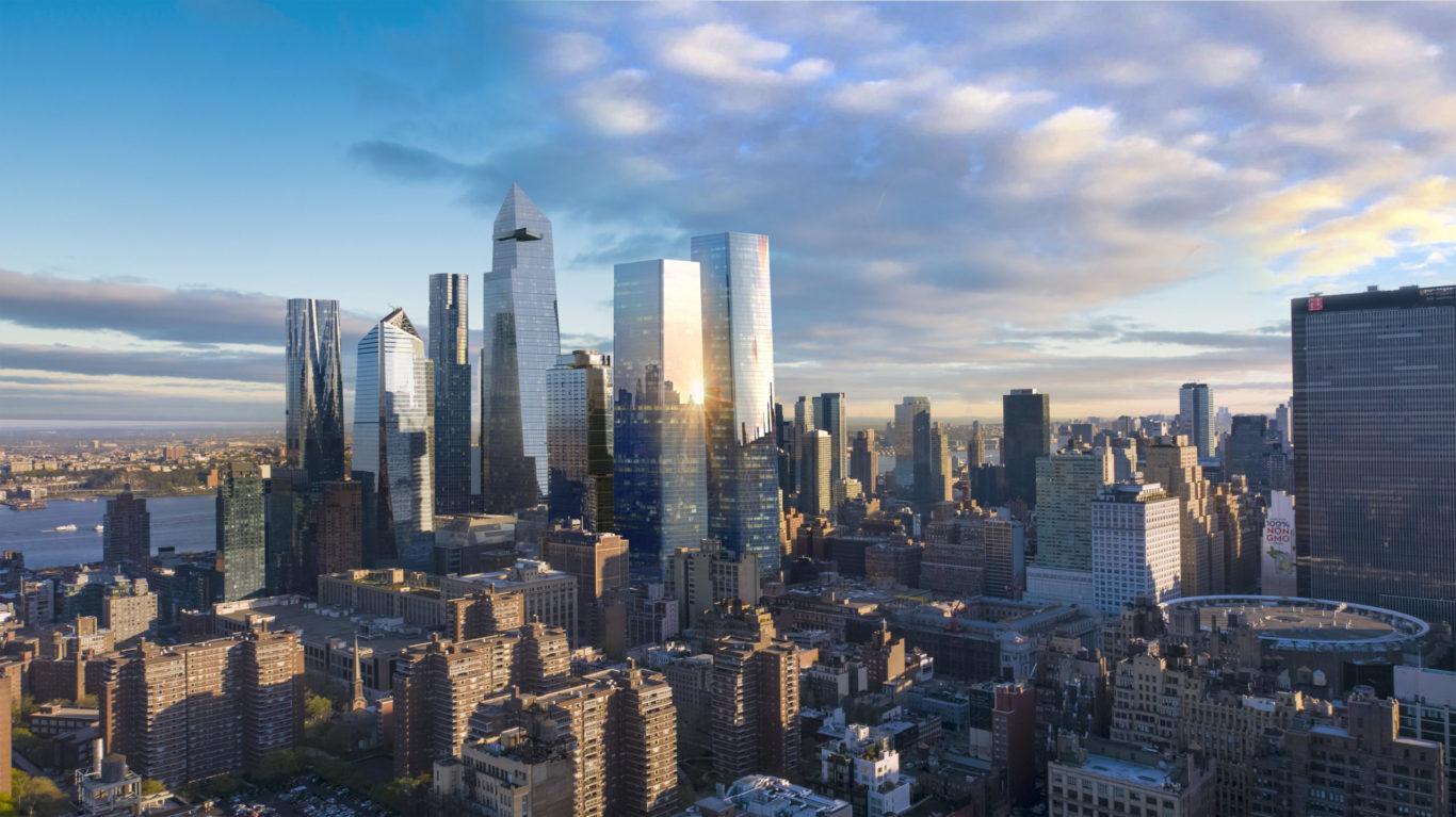 Slide 4 of 4, Manhattan West Development