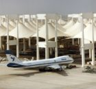 Hajj Terminal with B747.