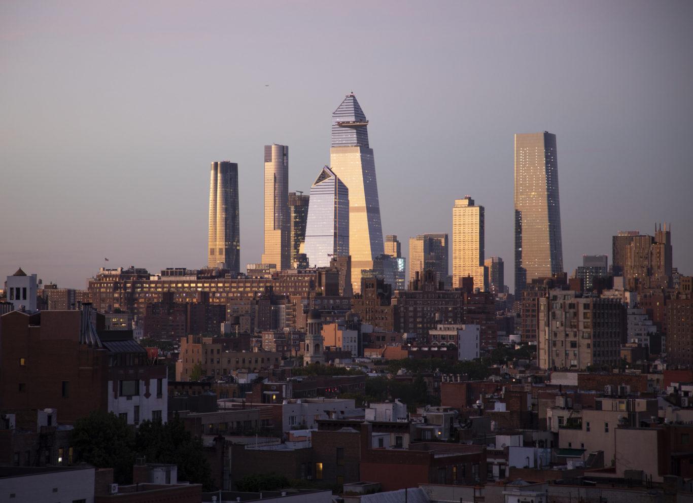 Slide 1 of 1, Manhattan West