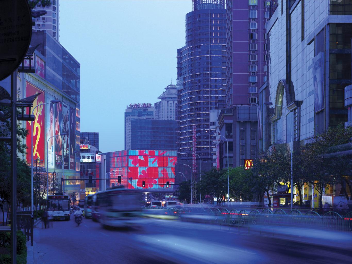 Slide 1 of 1, Jianianhua Center, Chongqing