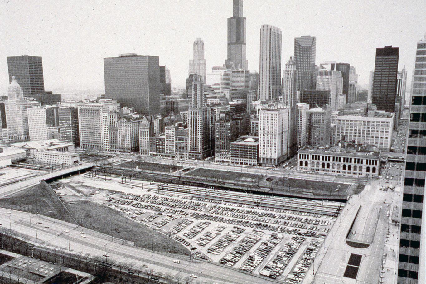 Slide 4 of 4, Millenium Park Chicago