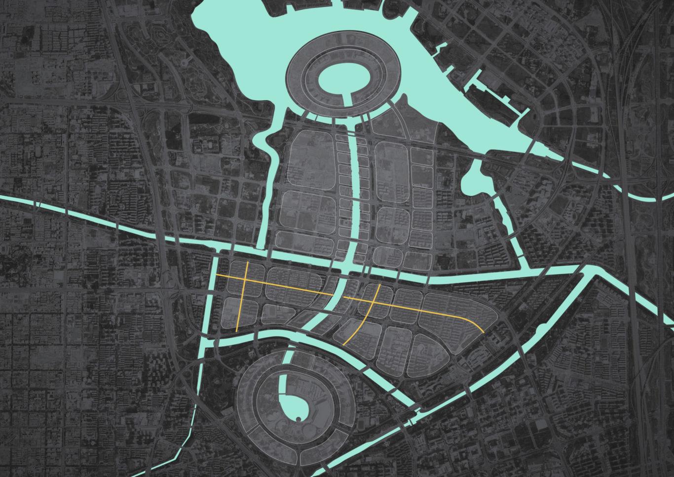 Slide 5 of 9, Zhengzhou Public Realm Improvement Plan